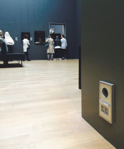 Государственный музей Amsterdam, Niederlande Edelstahl
